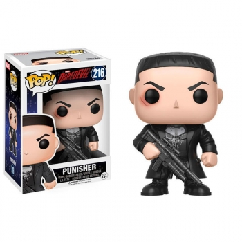 Figura Vinyl Pop! Daredevil Punisher