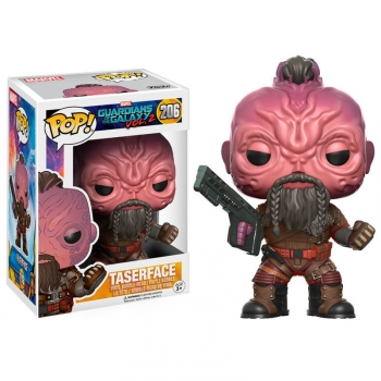 Figura Vinyl Pop! Guardians Of The Galaxy 2 Taserface