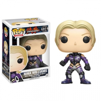 Figura Vinyl Pop! Tekken Nina Williams