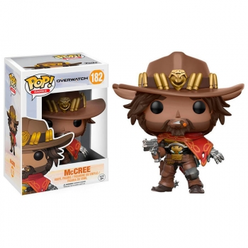 Figura Vinyl Pop! Overwatch Mccree