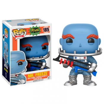 Figura Vinyl Pop! Batman '66 Mr Freeze