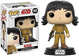 Funko Pop! 14754. Star Wars: Jedi Rose.