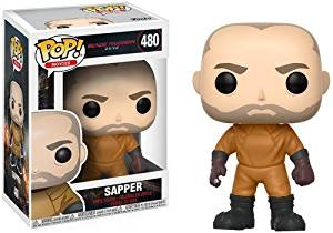 Funko Pop 21596. Blade Runner 2049. Sapper.