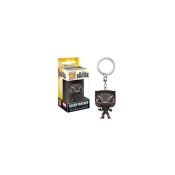 Llavero Pocket Pop! Marvel Black Panther