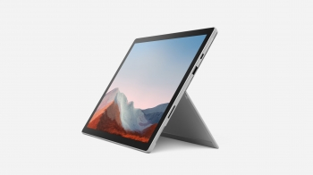 "Surface Pro 7+ 4g Lte-a 256 Gb 31,2 Cm (12.3"") Intel� Core� I5 De 11ma Generacion 8 Gb Wi-fi 6 (802.11ax) Windows 10 Pro Platino"