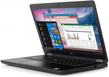 Ordenador Portátil Reacondicionado Dell Latitude 5490, Intel Core I5-8350u, 8gb Ram, 256gb Ssd, 14/