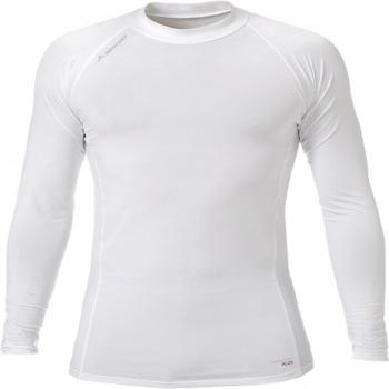 Camiseta Térmica Mercury Licra Blanca Manga Larga e2d4d3b9657