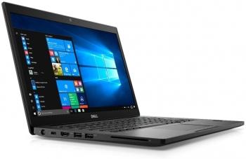 Portátil Reacondicionado Dell Latitude 7480, Intel Core I7-7600u, 8gb Ram, 256gb Ssd, 14/