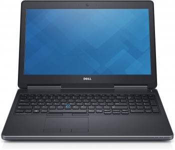 Ordenador Portátil Reacondicionado Dell Precision 7510, Intel Core I7-6920hq, 16gb Ram, 256gb Ssd, 15.6/