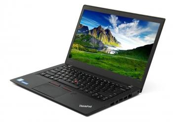 Ordenador Portátil Reacondicionado Lenovo Thinkpad T460s, Intel Core I7-6600u, 8gb Ram, 256gb Ssd, 14/