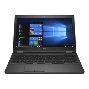 Ordenador Portátil Reacondicionado Dell Precision 3520, Intel Core I7-7700hq, 32gb Ram, 256gb Ssd, 15.6/