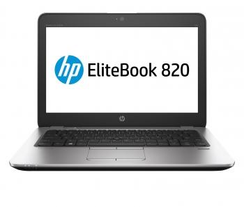 Portátil Reacondicionado Hp Elitebook 820 G2 Wwan, Intel Core I7-5500u, 8gb Ram, 256gb Ssd, 12.5/