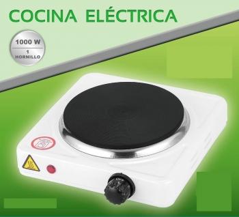 Cocina y accesorios de camping - Cocina electrica carrefour ...
