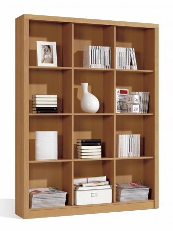 Estanter a y librer as de pared al mejor precio - Estanterias metalicas para libros ...