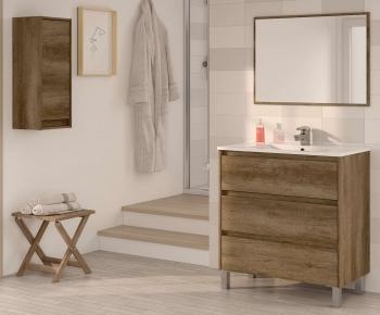 Mobiliario Y Otros Accesorios De Baño Madera Carrefour Es