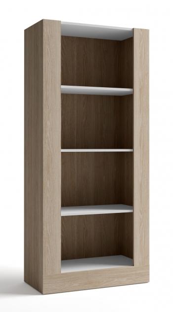 Melamina Y Moderno es Librerías Carrefour Estanterías IWEDYH29