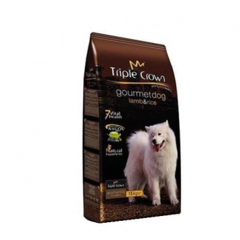 Pienso Triple Crown Gourmet Dog Para Perros Adultos - 3kg
