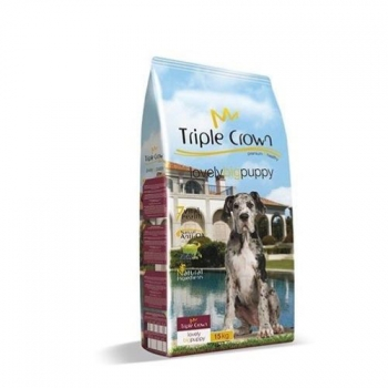 Pienso Triple Crown Lovely Big Puppy 15kg Para Cachorros De Raza Grande