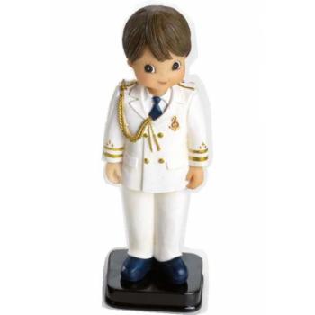 Figura Tarta Primera Comunión Niño Traje Beig Almirante 33245bc40f432
