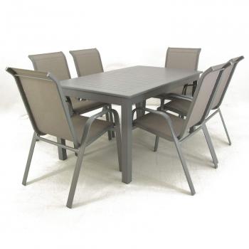 Conjuntos de jardín Aluminio y acero - Carrefour.es