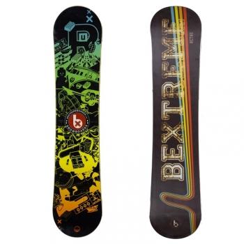 Tabla Snowboard Retro Kids Bextreme