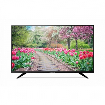 "Televisión 43"" Smart Tv Fhd 1080 Led Con Wifi Netflix, Youtube..."