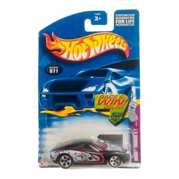 Hot Wheels Dodge Charger R/t Collector Nº 071 2002 Long Card