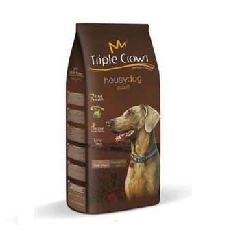Pienso Triple Crown Housy Dog Para Perros Adultos 2 X 15kg