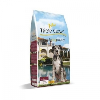 Pienso Triple Crown Lovely Big Puppy Para Cachorros De Raza Grande 2 X 15 Kg