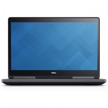 Ordenador Portátil Reacondicionado Dell Precision 7710, Intel Core I7-6920hq, 16gb Ram, 256gb Ssd, 17.3/