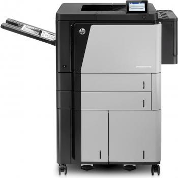 Impresora Láser Hp Laserjet Enterprise M806x+, B/n, 56ppm, 1200x1200ppp, A3 A4 A5, Grado Demo