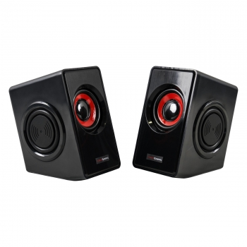 Mars Gaming Ms1 - Altavoces Gaming, 10w Potencia, Subwoofer, Jack 3.5mm