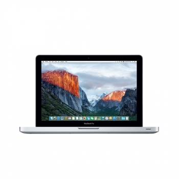 "Macbook Pro 13"" I5 2,5 Ghz 4 Gb Ram 128 Gb Ssd (2012) - Producto Reacondicionado Grado A. Seminuevo."