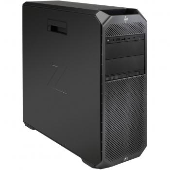 Ordenador Sobremesa Workstation Reacondicionado Hp Z6 G4, Intel Xeon 6c B3104, 32gb Ram, 512gb Ssd, Nvidia Quadro K600, Dvdrw, Coa T, Grado Demo