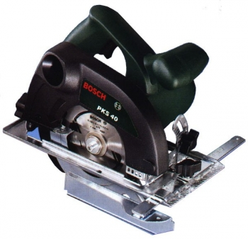 Sierra Circular 40mm + M - Bosch - Pks-40 - 600 W