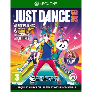 Juego Just Dance 2018 Xbox One