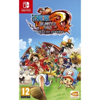 One Piece Unlimited World Red Edition Deluxe Jeu Switch