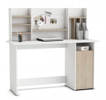 Muebles mesa de estudio oficina - Mesas estudio conforama ...