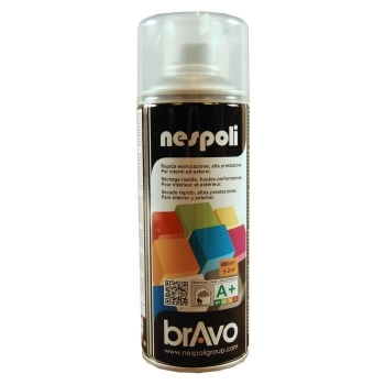 Nespoli Spray Barniz Transparente Mate 400 Ml