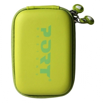 Port Designs Funda Disco Duro 400136 Amarillo/verde