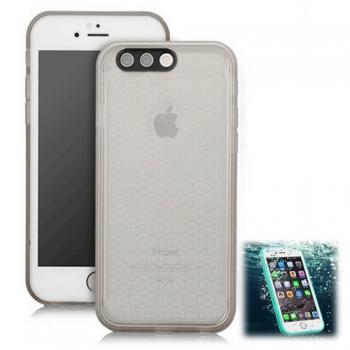 c485ca15359 Carcasa Acuatica Ultrafina Transparente Para Iphone 7 Plus - Funda  Sumergible Waterproof