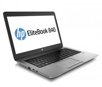 Portátil Reacondicionado Hp Elitebook 840 G2, Intel Core I7-5600u, 8gb Ram, 256gb Ssd, 14/