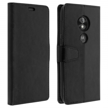 e399c0922f5 Funda Libro Billetera Para Motorola Moto E5 Play - Negra