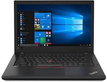 Ordenador Portátil Reacondicionado Lenovo Thinkpad T480, Intel Core I5-8350u, 16gb Ram, 256gb Ssd, 14/