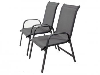 Sillas y sillones de exterior jard n y terraza for Sillas jardin carrefour
