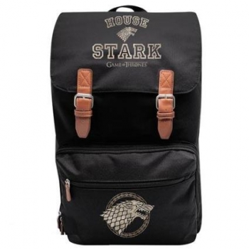 Mochila 25 Litros Game Of Thrones Stark 50 Cm