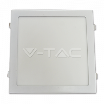 Panel Led Classic V-tac Slim 300*300*25mm 24w>>100w Luz Natural 2000lm L4888