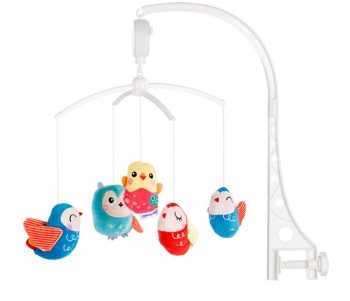 Mobil De Cuna Lovely Owls De Chipolino