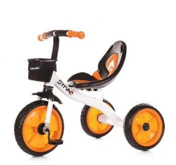 Triciclo Infantil Strike Orange De Chipolino