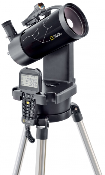 Telescopio Automático 90 Mm ​national Geographic